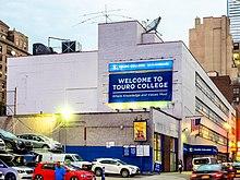 Touro College - Wikipedia