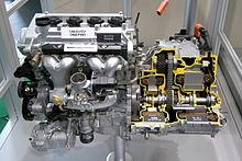 丰田混合动力系统