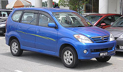 2003-06 Toyota Avanza