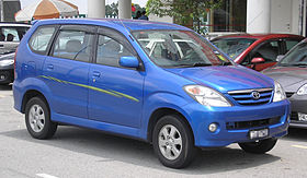 Toyota Avanza Wikipedia