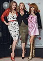 Traci Lords, Laura Byrnes and Linda Ramone Pinup Girl Clothing 01.jpg
