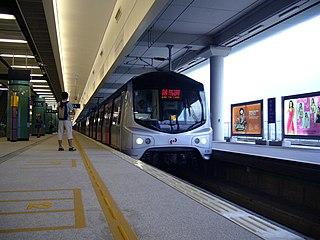 筆者建議可構建「新西部走廊」鐵路走廊,提供新界北部邊境經新界西部連接北大嶼山的鐵路連繫。 (圖片:Larco@Wikimedia)