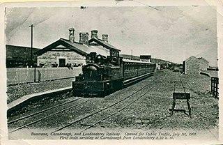Carndonagh railway station