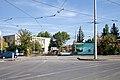 Tram depot Banishora, Sofia 2012 PD 1.jpg