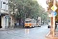 Tramway in Sofia in Alabin Street 2012 PD 032.jpg