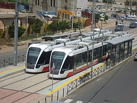 Image illustrative de l'article Tramway d'Oran