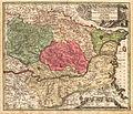 Transylvaniae, Moldaviae, Walachiae, Bulgariae nova et accurata Delineatio, Magnam Partem Hodierni.jpg