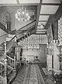 Trapphallen i greve Reinhold von Rosens hem på Östermalmsgatan 48 i Stockholm..jpg