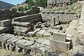 Treasury of Sicyon, Delphi, 060037.jpg