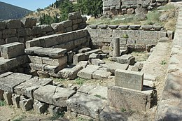 Treasury of Sicyon, Delphi, 060037.jpg
