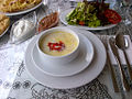 Tripe soup and mezes from Turkey.jpg