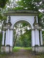 Triumphal arch commemorating Prince Joseph Poniatowski in Jabłonna.png