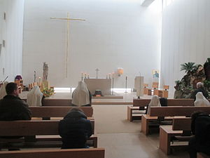 Community of St. John - Contemplative sisters in Troussures (France).