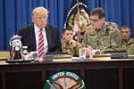Trump visits MacDill Air Force Base (32376481810).jpg