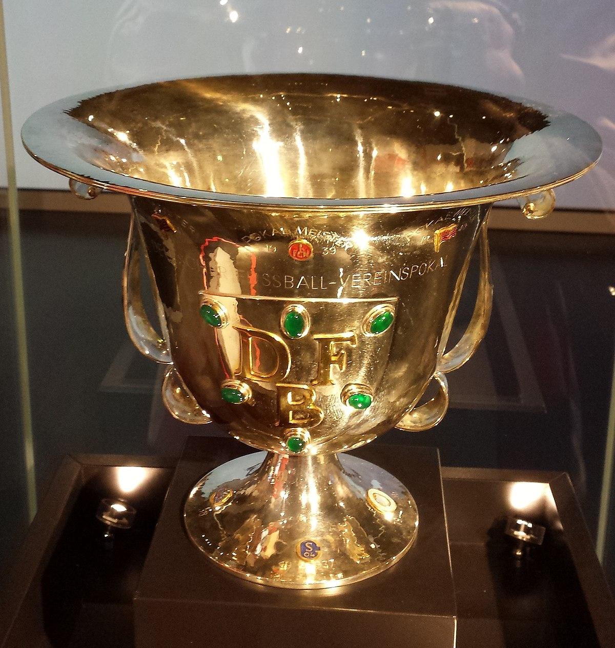 Dfb Pokal Pokal