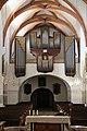Tulln Stadtpfarrkirche Orgelempore.JPG