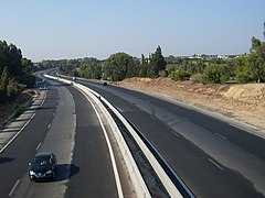 Tunisie Autoroute A1 Extension 1.jpg