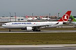 Turkish Airlines, TC-JND, Airbus A330-203 (26081985088) (2).jpg