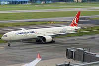 TC-JJG - B77W - Turkish Airlines