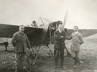 Ottoman Aviation Squadrons - Ottoman pilots in early 1912
