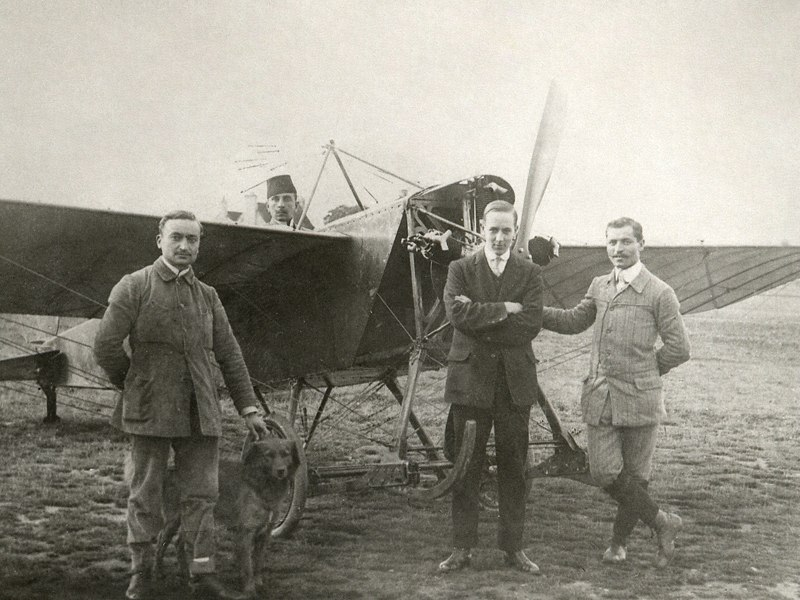 Turkish pilots in 1912