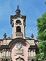 Turm der Dreifaltigkeitskirche Meßbach (Dörzbach).jpg