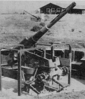 Type 99 88 mm AA gun - Type 99 88 mm AA gun