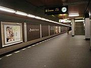 U-Bahn Berlin Pankstraße