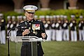 U.S. Marine Lt. Gen. George J. Flynn, Jr., speaks during his retirement ceremony at Marine Barracks Washington in Washington, D.C., May 9, 2013 130509-M-KS211-210.jpg
