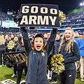 U.S. Military Academy Rabble Rousers celebrate victory 01.jpg
