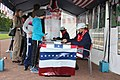 U.S. Sports Envoys Briana Scurry and Amanda Cromwell Sign Autographs.jpg