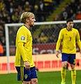 UEFA EURO qualifiers Sweden vs Spain 20191015 Emil Forsberg.jpg