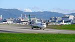 UNI Air ATR 72-600 B-17011 Departing from Taipei Songshan Airport 20151222a.jpg