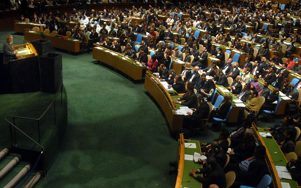 UN 62nd General Assembly
