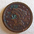 USA, 1850 -LARGE CENT a - Flickr - woody1778a.jpg