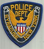 USA - NEW YORK - Syracuse police dept.