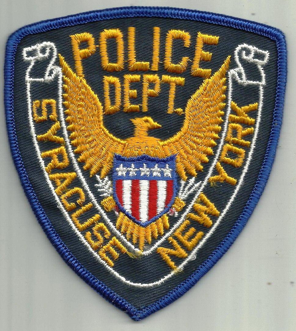 USA - NEW YORK - Syracuse police dept.