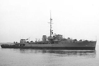 USS <i>Beaufort</i> (PF-59) Tacoma-class patrol frigate