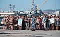 USS Buffalo Returns from deployment in time for Christmas 161223-N-KC128-0224.jpg