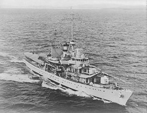 USS Erie (PG-50) - USS Erie