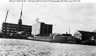 USS <i>Hiawatha</i> (SP-183)