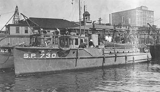 USS <i>Lynx II</i> (SP-730)