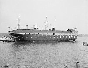 USS Santee (1855)