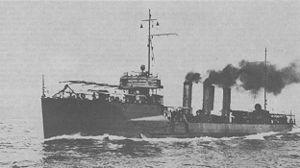 USS Sterett (DD-27) - USS Sterett