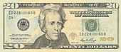 US $20 Series 2006 Obverse.jpg