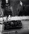US Army tank at Checkpoint Charlie in 1961.jpg