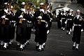 US Navy 071011-N-5549O-114 The United States Navy Ceremonial Guard marches during Chief of Naval Operations Adm. Gary Roughead's assumption of office ceremony at the Washington Navy Yard.jpg