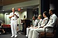 US Navy 100521-N-8273J-047 Chief of Naval Operations (CNO) Adm. Gary Roughead speaks to the CNO Shore Activities Sailor of the Year finalists during the CNO Shore Activities Sailor of the Year ceremony at the Pentagon.jpg