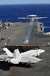 US Navy 111224-N-YB753-004 Jet launches from the flight deck.jpg