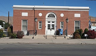 Winnemucca Main Post Office United States historic place